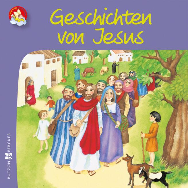 Mini-Bilderbuch «Geschichten von Jesus»