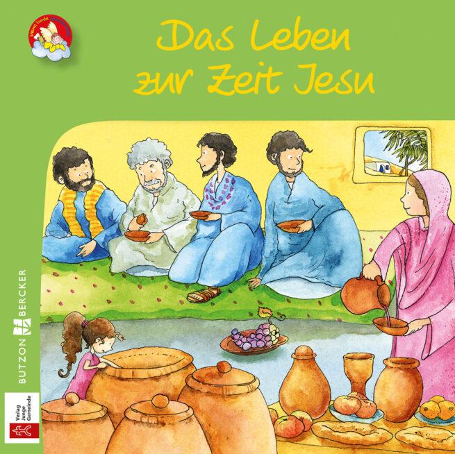 Mini-Bilderbuch «Das Leben zur Zeit Jesu»