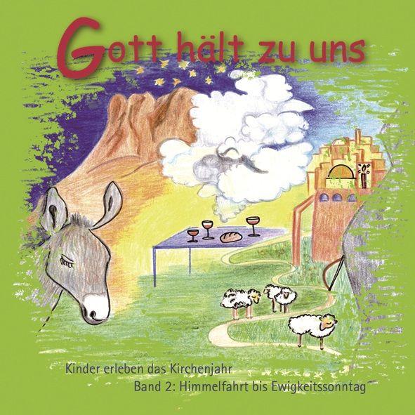 Mini-Bilderbuch «Gott hält zu uns»